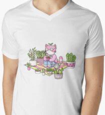 Cacti Meditation T-Shirt