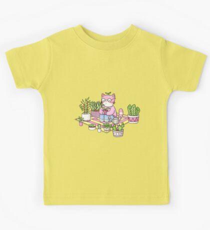 Cacti Meditation Kids Clothes