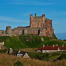 Bamburgh Castle by Timeless Prints