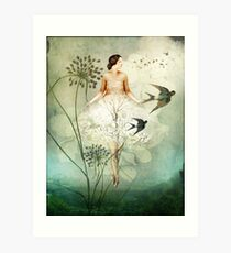 Fly By Art Print