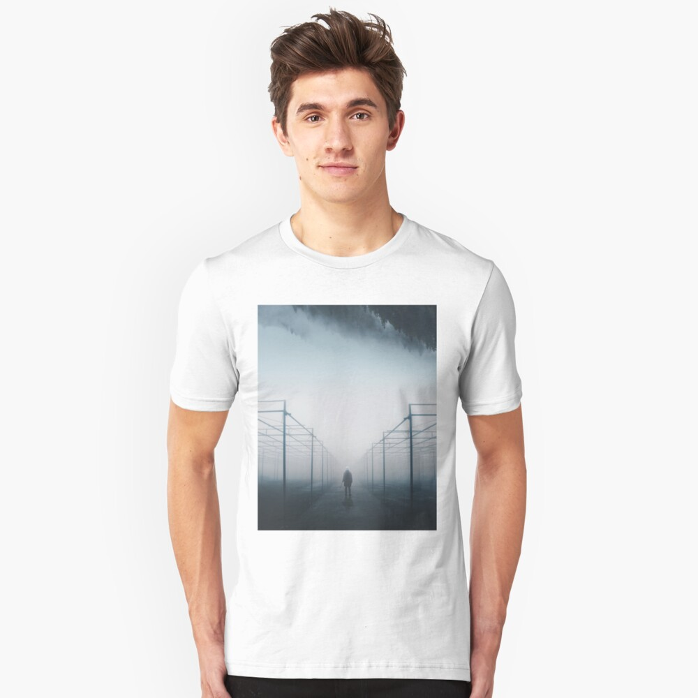 Where is everybody Slim Fit T-Shirt