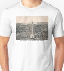 Baltimore - Maryland - 1880 Unisex T-Shirt