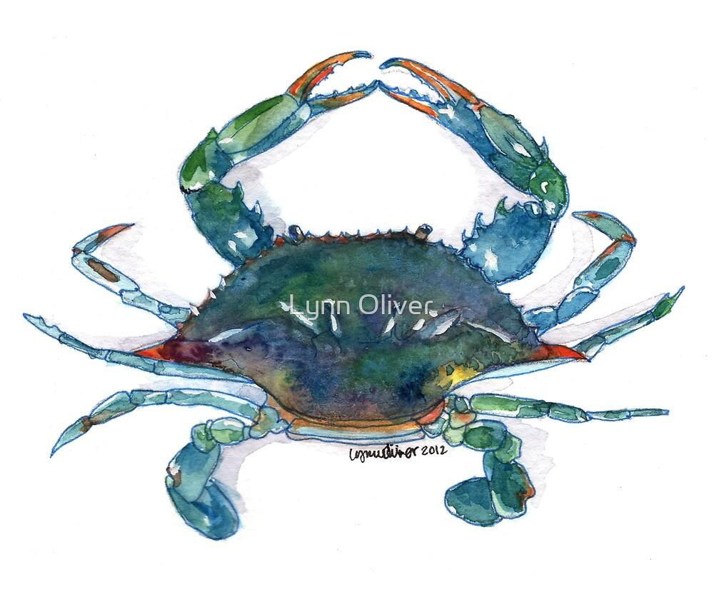 Maryland Blue Crab by Lynn Oliver