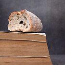 Bread and Books by Antonio Arcos aka fotonstudio