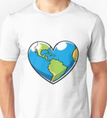 Ecology Concept T-Shirt