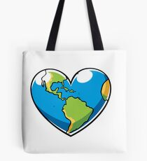 Ecology Concept Tote Bag