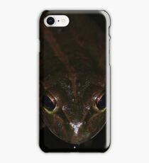 Motorbike Frog - Roleystone, Western Australia iPhone Case/Skin