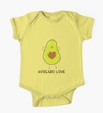 Avocado Love One Piece - Short Sleeve