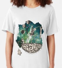 Subjective Reality Slim Fit T-Shirt