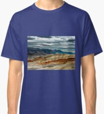 Painted Lanscape Classic T-Shirt