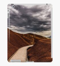 Walking the Red Hill iPad Case/Skin