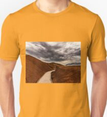 Walking the Red Hill Unisex T-Shirt