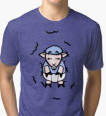 HeinyR- Baby Boy Sheep Tri-blend T-Shirt