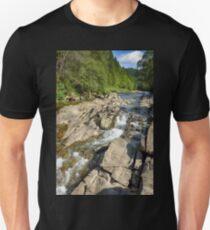 Blue whirlpools T-Shirt