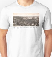 Bellevue - Ohio - 1888 Unisex T-Shirt