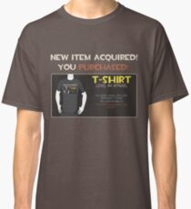 TF2 Item Shirt Classic T-Shirt