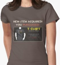 TF2 Item Shirt Womens Fitted T-Shirt