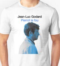 PIERROT LE FOU // JEAN LUC GODARD (1965) T-Shirt