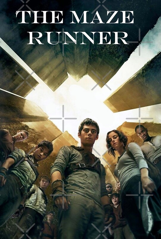 """The Maze Runner Characters"" Posters by runnerdemigod ..."