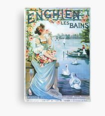 Belle Epoque Ad Canvas Print