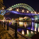 Newcastle Tyne Bridge by Great North Views