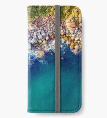 Crumbled Granite iPhone Wallet/Case/Skin
