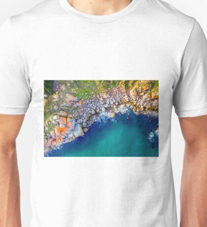Crumbled Granite Unisex T-Shirt