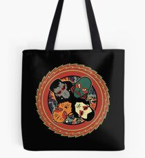Monsters of Rock Vol. III Tote Bag