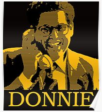 The Wolf Of Wall Street - Donnie Poster