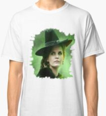 Zelena Once upon a time Classic T-Shirt