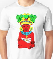 Sitting Indian Unisex T-Shirt