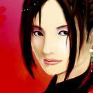 Crimson Lady by debzandbex