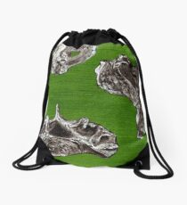 Pop art Sacrum Drawstring Bag