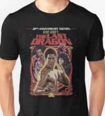 The last dragon poster Unisex T-Shirt