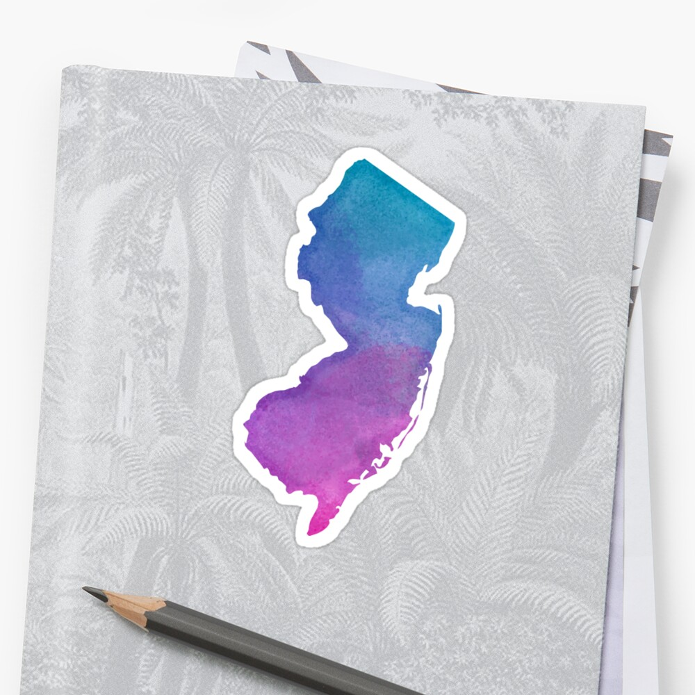 New Jersey by us-states