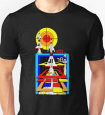 Retro Arcade Missile Command Unisex T-Shirt