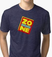DZ Discovery Zone - DZ is one of a kind! Tri-blend T-Shirt