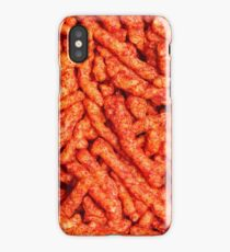 Flaming Hot / Crunchy Cheesy Poofs iPhone Case/Skin