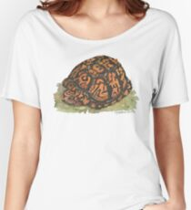 Eastern Box Turtle Women's Relaxed Fit T-Shirt
