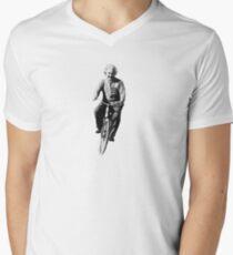 Albert Einstein on a Bike T-Shirt