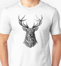 Ornate Buck Unisex T-Shirt