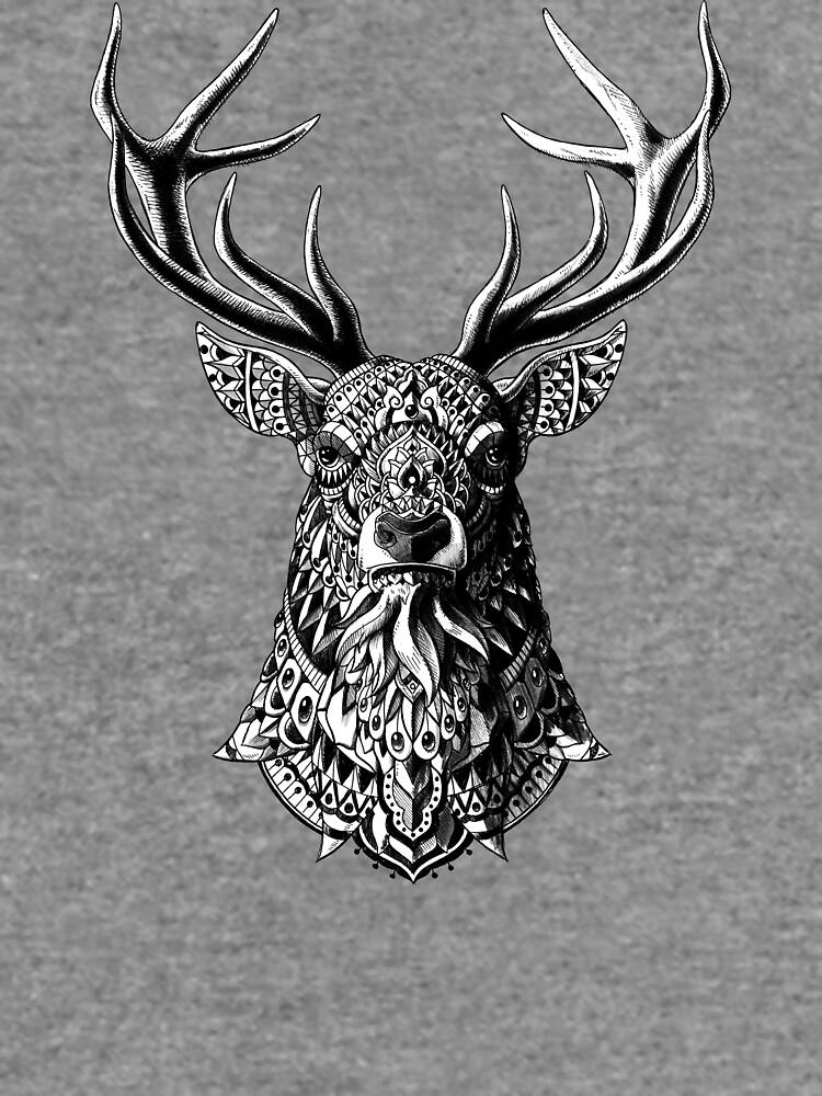 Verzierter Buck von BioWorkZ