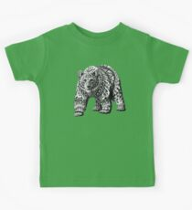 Ornate Bear Kids Clothes