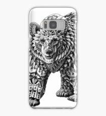 Ornate Bear Samsung Galaxy Case/Skin