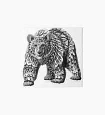 Ornate Bear Art Board