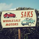 Saks Wholesale Motors by melly07