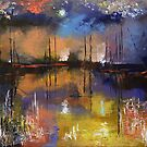 Fireworks Display by Michael Creese
