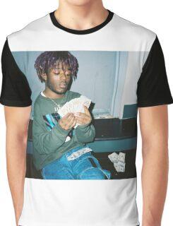 Lil Uzi Vert - Counting Money Graphic T-Shirt