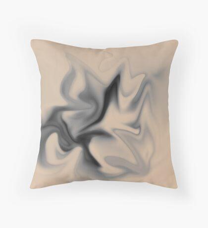 Liquid Pleasures Throw Pillow