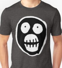 Mighty boosh head logo minimal T-Shirt